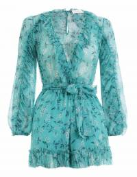 Zimmer turquoise play suit