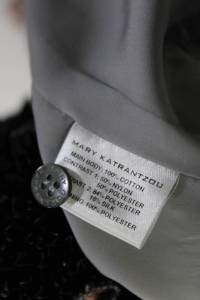 NWT Mary Katrantzou Embroidered mini dress Angle6