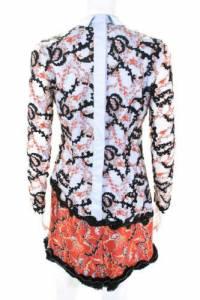 NWT Mary Katrantzou Embroidered mini dress Angle8