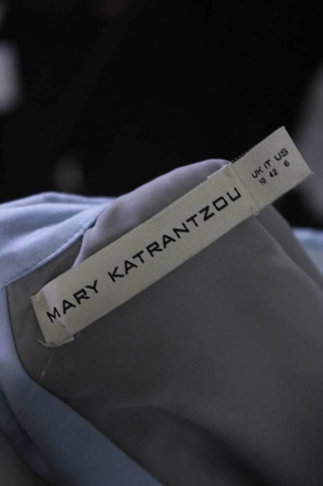 NWT Mary Katrantzou Embroidered mini dress