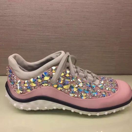 Miu Miu stud sneakers