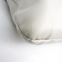 Miu Miu Vitello flap fold over satchel Angle4