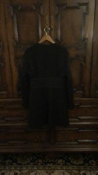 LV Gorgeous Wool Coat Angle2