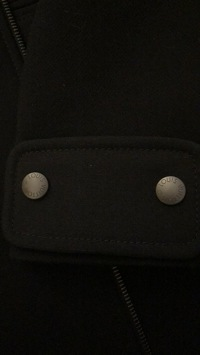 LV Gorgeous Wool Coat Angle9