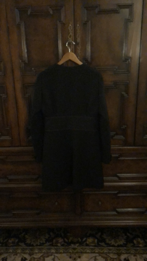 LV Gorgeous Wool Coat