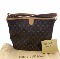 Louis Vuitton Delightful PM in monogram canvas