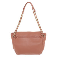 Tory Burch Shoulder Bag With Logo Embroidery Angle1