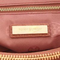 Tory Burch Shoulder Bag With Logo Embroidery Angle6