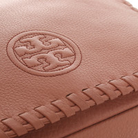 Tory Burch Shoulder Bag With Logo Embroidery Angle7