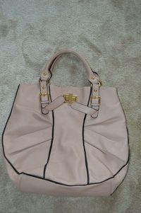 Marni U Shape Handbag Pink