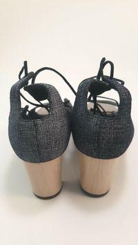 Jimmy Choo ballet strap sandals Angle6
