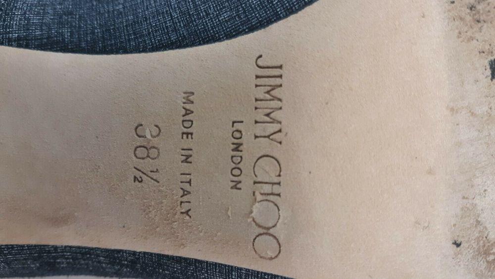 Jimmy Choo ballet strap sandals