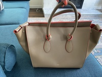 Cèline runway limited edition knot Tote Angle2