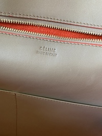Cèline runway limited edition knot Tote Angle4
