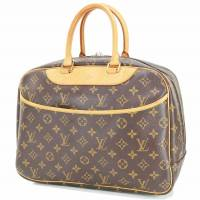 Louis Vuitton Deauville Handle bag Doctor bag Angle1