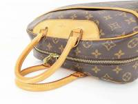 Louis Vuitton Deauville Handle bag Doctor bag Angle3