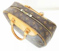Louis Vuitton Deauville Handle bag Doctor bag Angle4