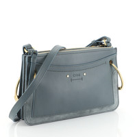 Roy Shoulder Bag Leather Angle2