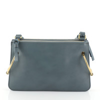 Roy Shoulder Bag Leather Angle6
