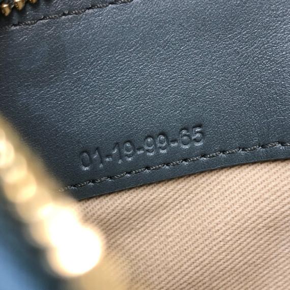 Roy Shoulder Bag Leather
