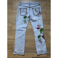 Dolce & Gabbana Jeans Cotton in Blue Angle2