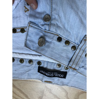 Dolce & Gabbana Jeans Cotton in Blue Angle3