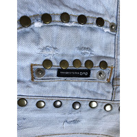 Dolce & Gabbana Jeans Cotton in Blue Angle4