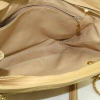 Chanel Leather Tote almost vintage  Angle9