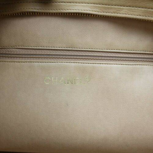 Chanel Leather Tote almost vintage