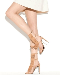 Gucci Becky gladiator  in Suede Angle4
