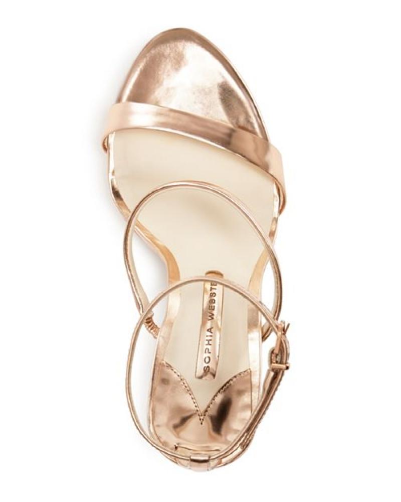 Rosalind Crystal-heel by Sophia Webster