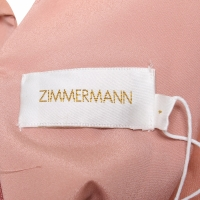 Zimmermann asymetric Silk dress Angle4