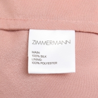 Zimmermann asymetric Silk dress Angle5