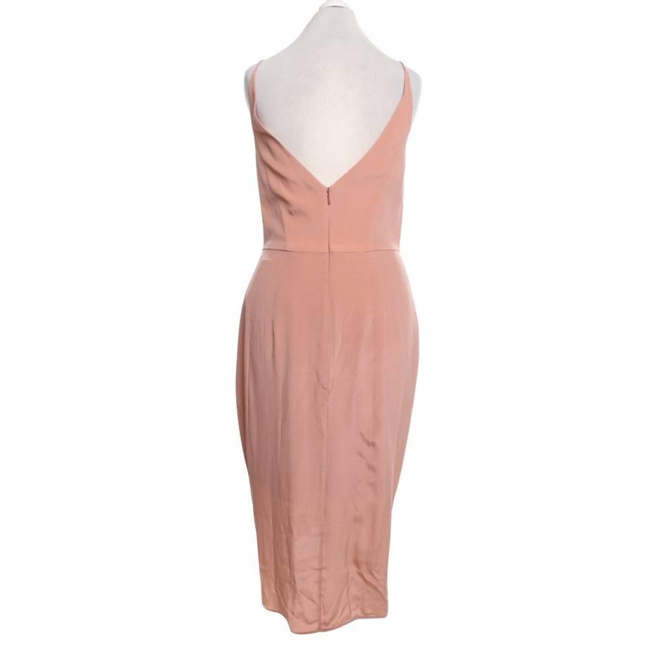 Zimmermann asymetric Silk dress