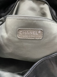 Chanel Limited Edition Brooklyn Patchwork Flap bag Angle8