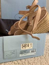 Espadrille Wedge Platform Sandals Angle5