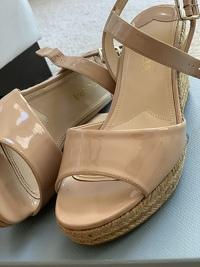 Espadrille Wedge Platform Sandals Angle6