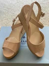 Espadrille Wedge Platform Sandals Angle9