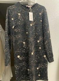 See by Chloe Star Straight dress Angle2