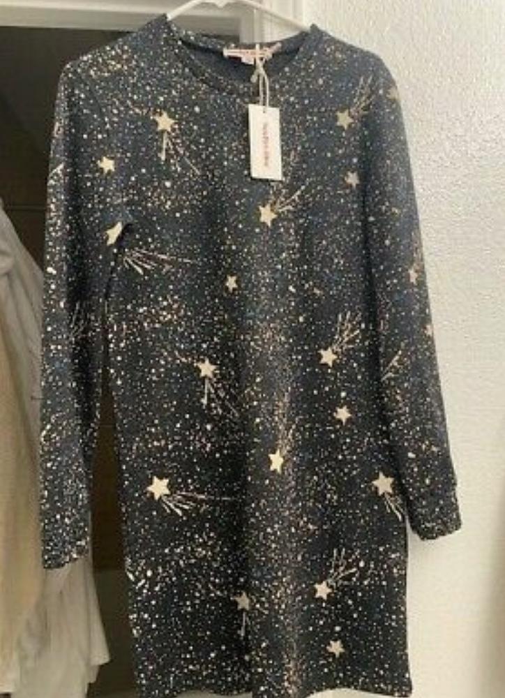See by Chloe Star Straight dress
