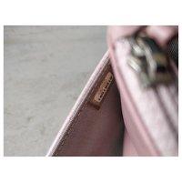 Chanel Pink WOC Angle3