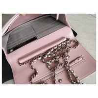Chanel Pink WOC Angle8