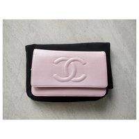 Chanel Pink WOC Angle9