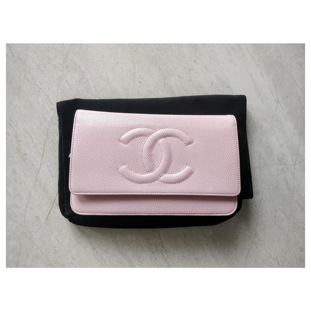 Chanel Pink WOC