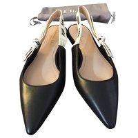 Dior J'Dior Flats Angle3