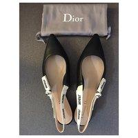 Dior J'Dior Flats Angle4