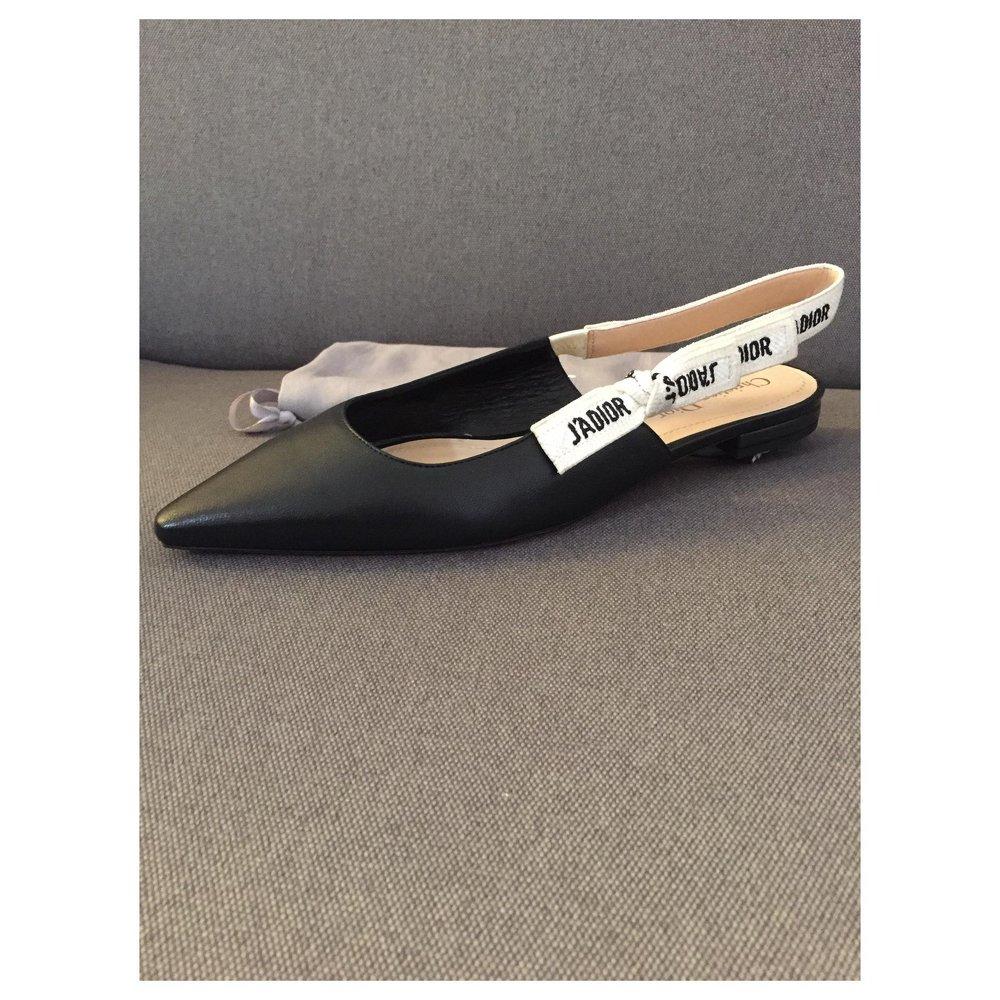 Dior J'Dior Flats