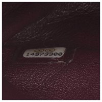 2.55 handbag in burgundy patent leather Angle9