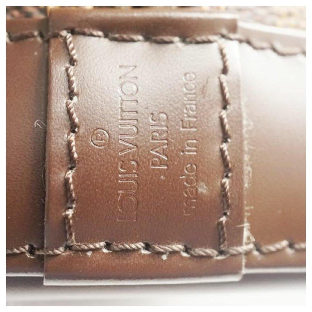 Louis Vuitton Damier Alma