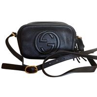 Gucci Soho CrossBody in Black